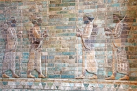 Frieze of Archers in the Louvre Museum