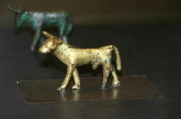 Golden Calf' in the Louvre and  worship of images in the Bible