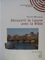 Books on Louvre and Bible