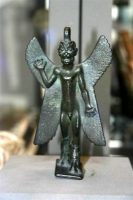 Statuette of the Assyrian Demon Pazuzu